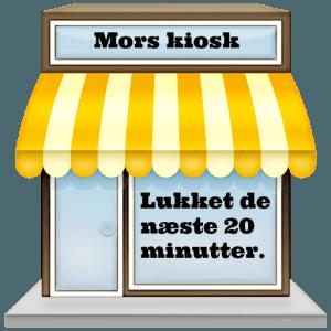 mors kiosk
