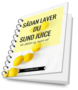 Juice med chiafrø